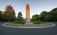 斯坦福大学-学校建筑
