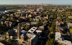 芝加哥大学-院校风光