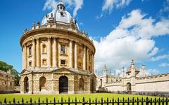 牛津大学-学校建筑