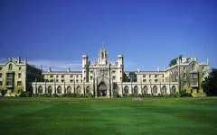 剑桥大学-学校建筑