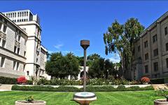 加州理工学院 -校园风光