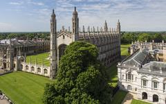 探索剑桥 发现剑桥的美