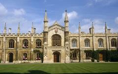 牛津大学校园观光