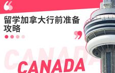 留学加拿大行前准备攻略