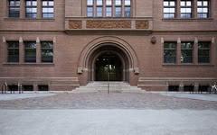 哈佛大学-学校建筑