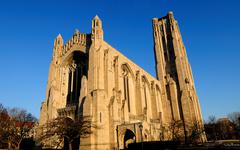 芝加哥大学-学校建筑
