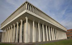普林斯顿大学-学校建筑