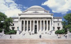 哥伦比亚大学-学校建筑
