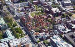 曼彻斯特大学-校园风景