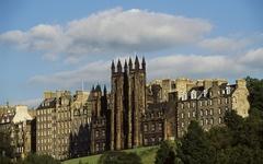 爱丁堡大学-校园风光