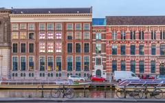 阿姆斯特丹大学-学校建筑