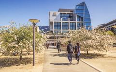 墨尔本大学-校园风光